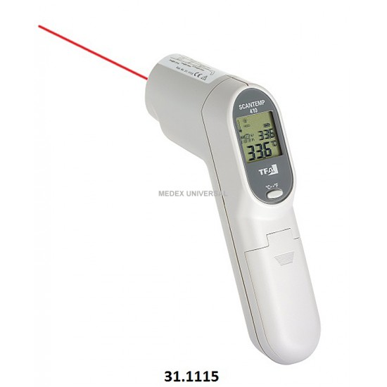 Infrared Thermometer - Scan Temp 410